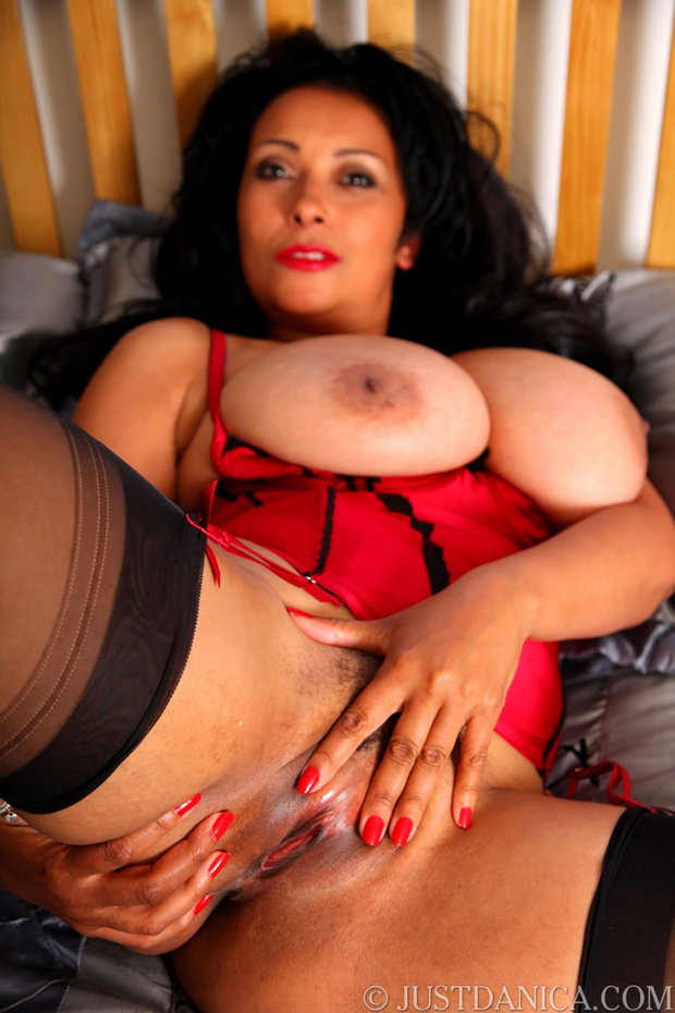 Latin woman with big boobs