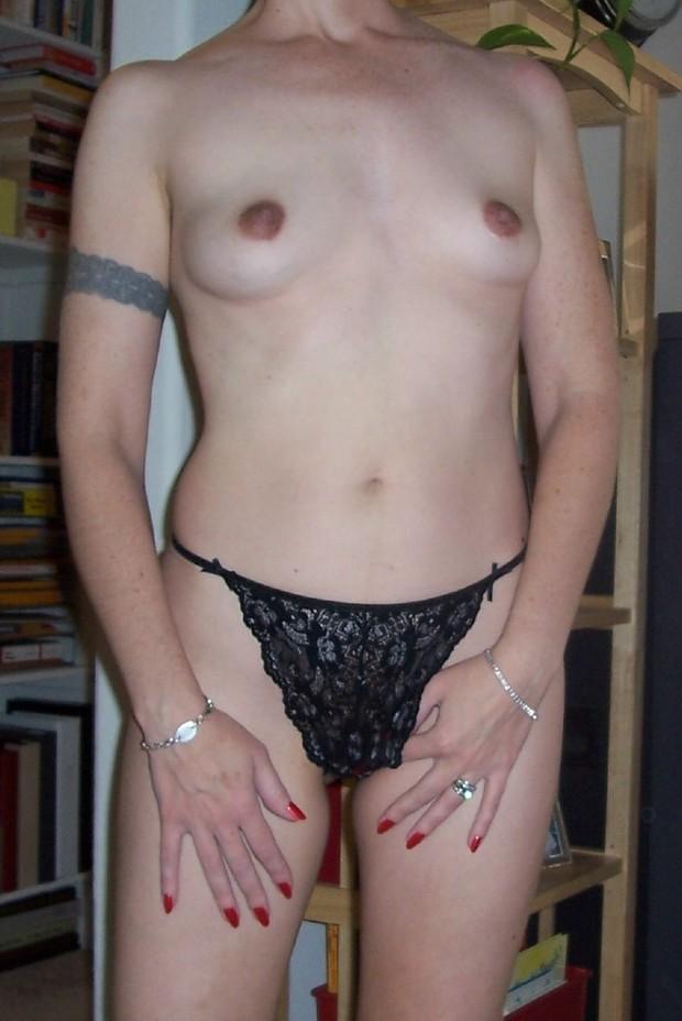 Naked boob tattos