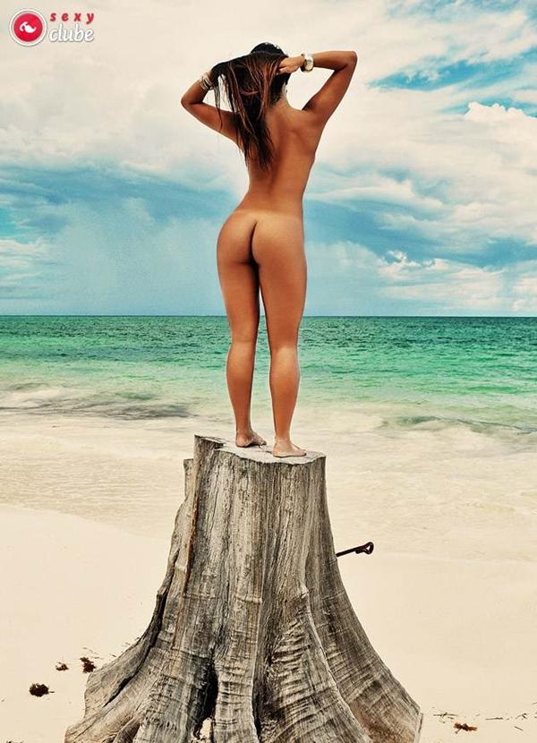 Carol Nakamura; Ass Brunette Beach