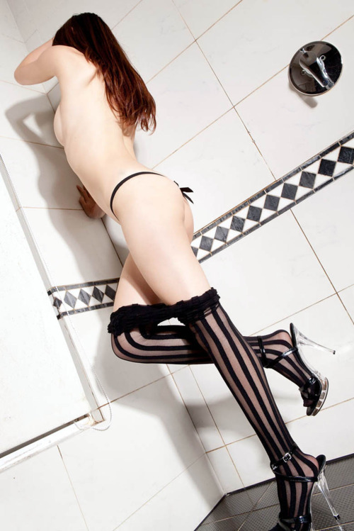 #stockings #heels; Non Nude