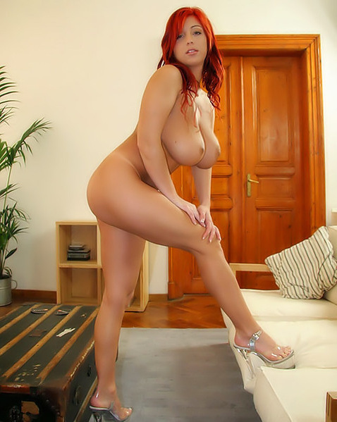 Big tit red heads free thumbs
