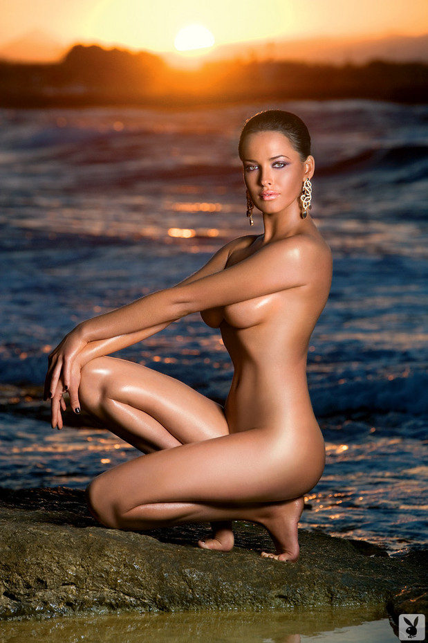 Фото красивых моделей ню