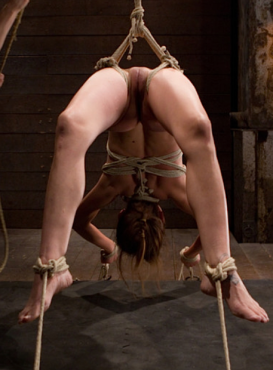Sex Slave Tied Up 107