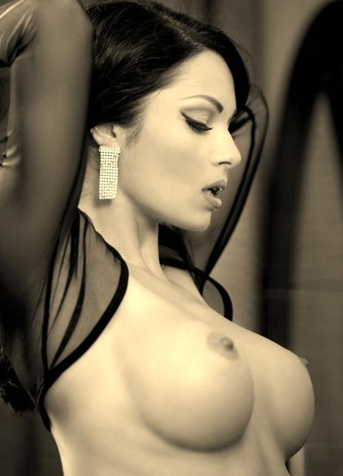 yes!; Big Tits Brunette Erotic