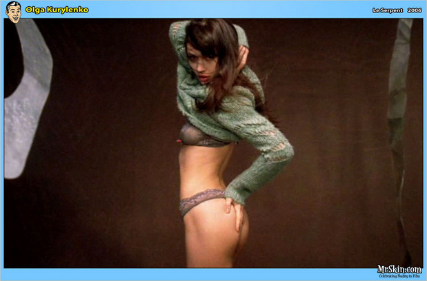 Olga Kurylenko has a hot photoshoot; Celebrity Hot