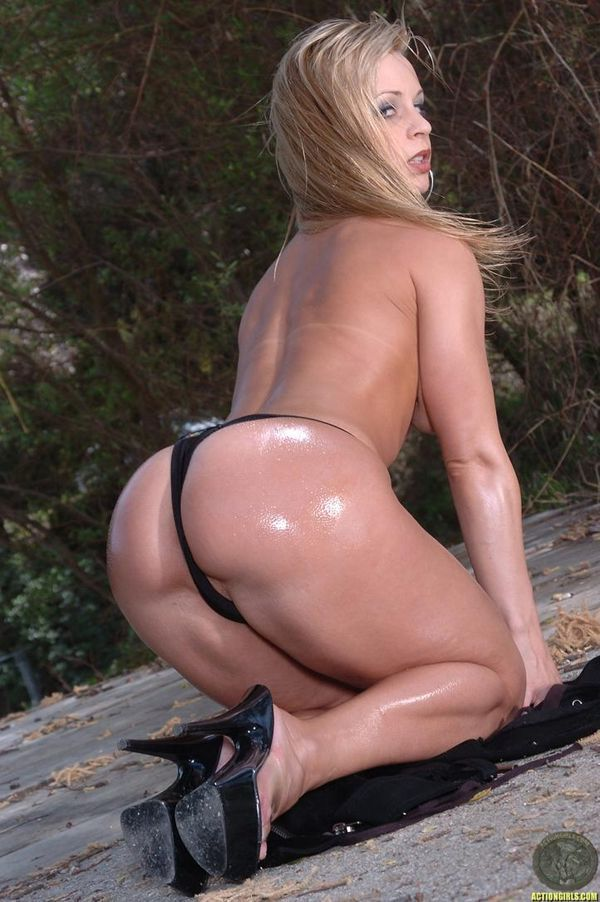 ; Ass Babe Blonde Hot