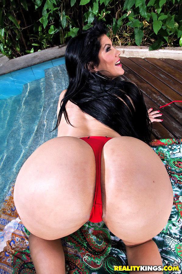 ; Ass Brunette Hot Latina Pornstar