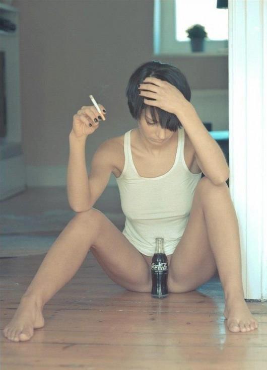 Just Coke; Babe