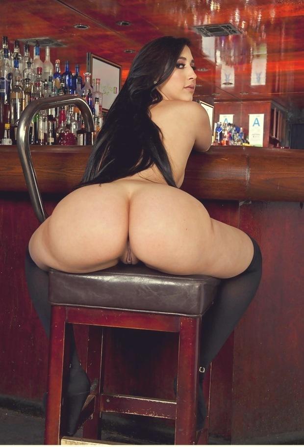 Большие попки порно актрис фото