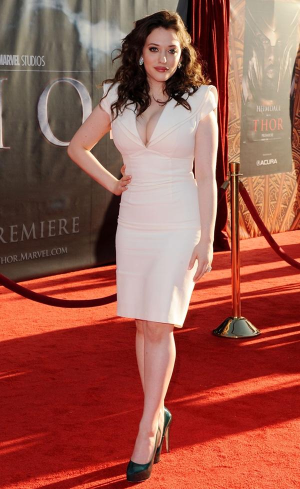 Kat Dennings.; Celebrity