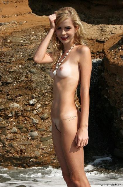 фото голая эмма уотсон