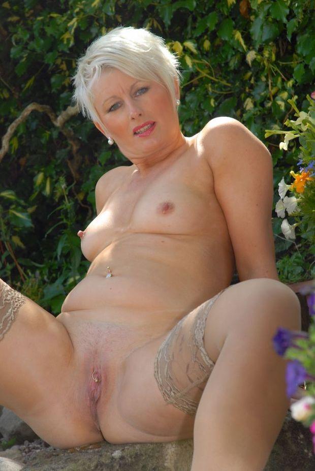 Matures in lingerie pics