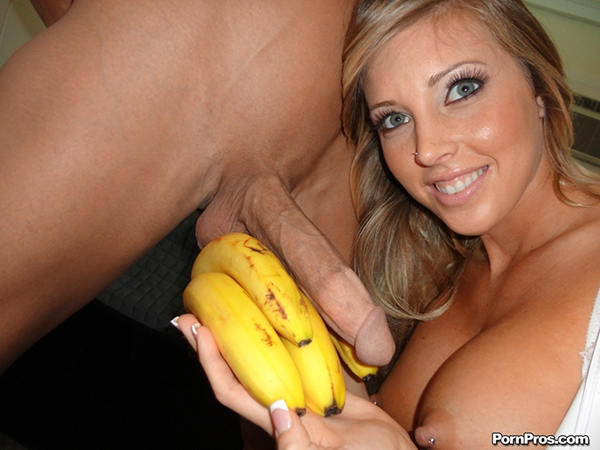 Big banana dick