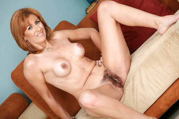 ; Babe Hairy Milf Red Head