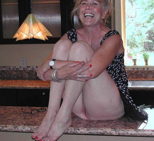 Granny Foot Sex 16