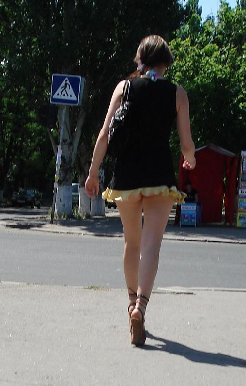 upskirt фото на улицах россии