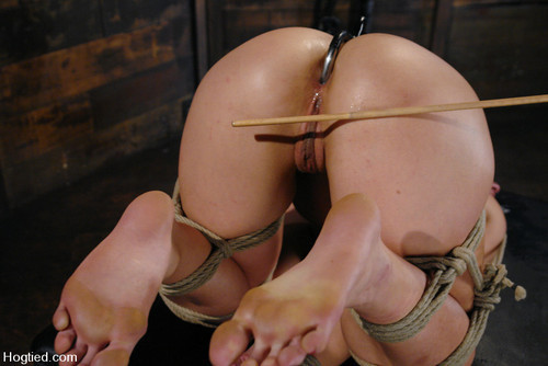 bondage hook in ass gay