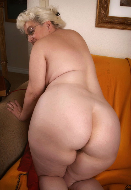 Bbw granny big ass