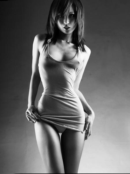 ...; Babe Brunette Hot Non Nude Teen